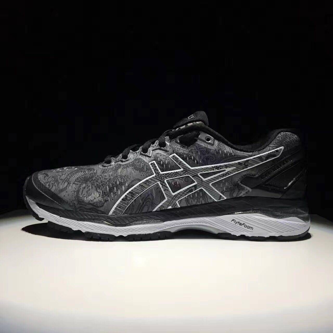 c23ad8c5f39 Tiger AS Running Shoes Mens Arthur Walking Shoes ACS GEL KAYANO 23 Tiger  Teenager Stability and