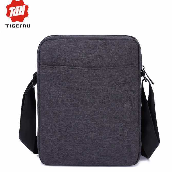 Tigernu Brand Waterproof Men 's Messenger Bag Business Shoulder Bags Casual Travel .