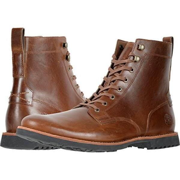 b00898a7359 Timberland Kendrick Side Zip Boot - Mens Brown Full Grain, 8.5 - intl