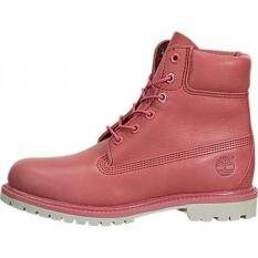 Timberland Womens 6-Inch Premium Waterproof Coral Waterbuck Boot - 5.5 M