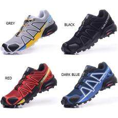 Timed Promotions Authentic SALOMON Speedcross 4 Shoes Running and Hiking  Sneakers Cross 4 Men s Size 40 d37c072969