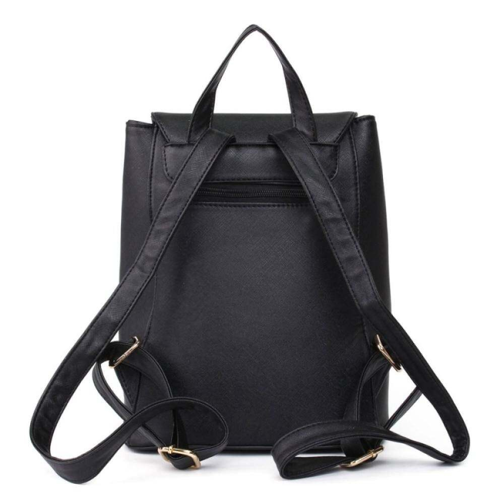 6d85fc828cb4 Product details of Toprate Women Backpack PU Leather Mochila Escolar School  Bags For Teenagers Girls Top-handle Backpacks Fashion Back Pack