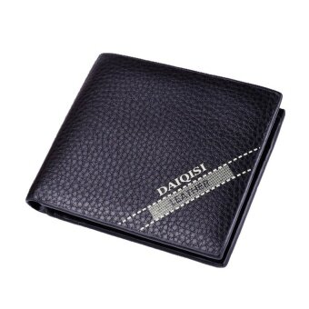 Tp Daiqisi Casual Short Leather Wallet