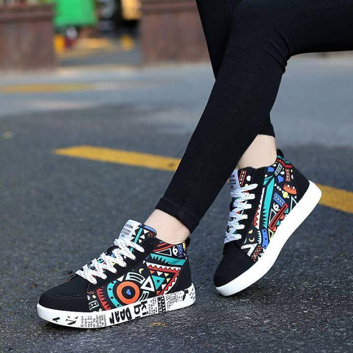 Man/Woman~Ulzzang Styli Female Wind Studen Women's Shoes Shoes Shoes Shoes (8820 Black Month) ~ Outstanding features 2c933e