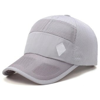 Bandingkan Toko Unisex Pria Baseball Wanita Topi Luar Ruangan Kasual Pelindung Mata Jaring Hip Hop Topi