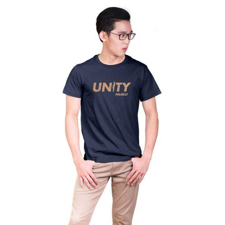 Unity (Regular) Heather Navy (Unisex)