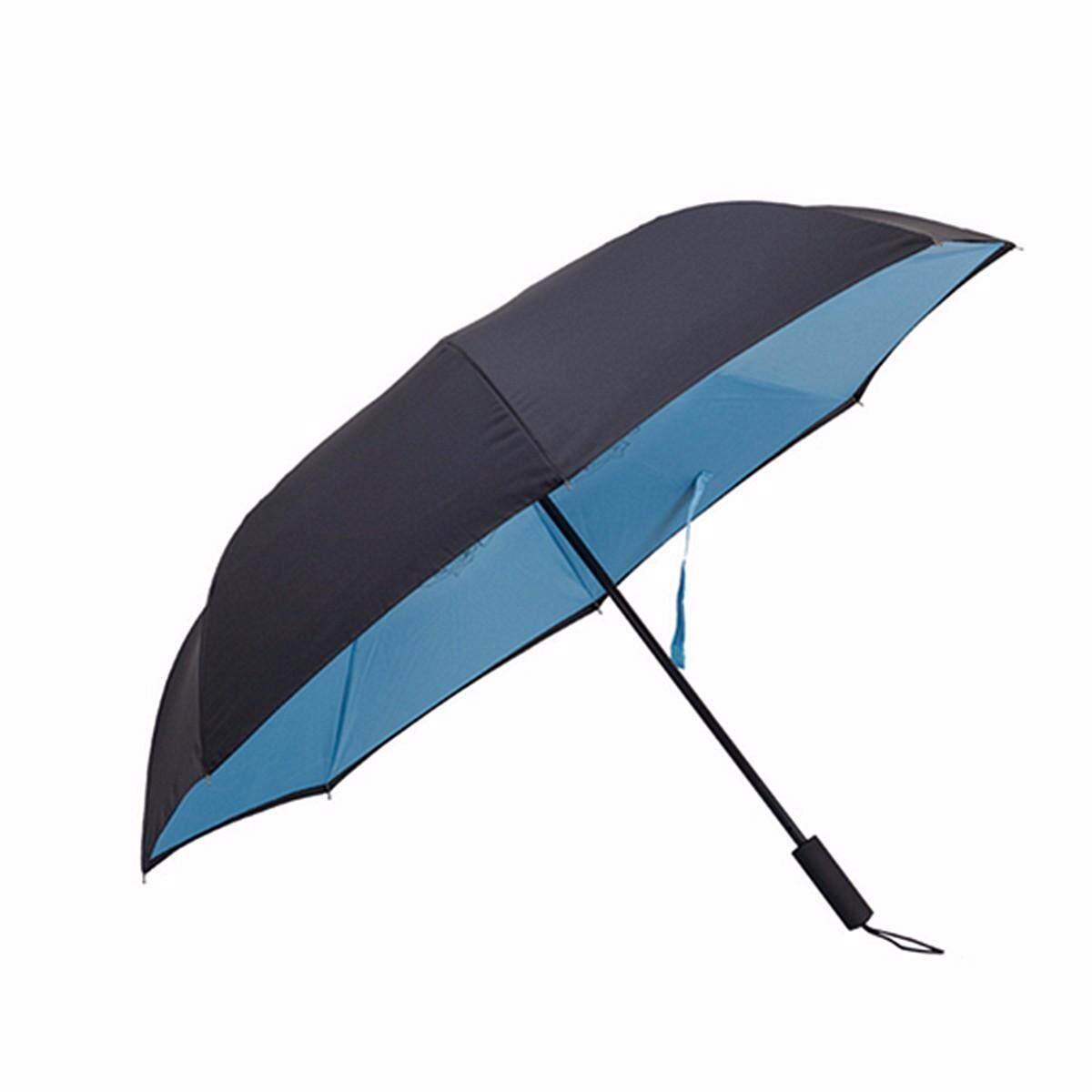 Upside Down Umbrella Reverse Designer Umbrella Opposite Folding Anti Uv Umbrella - Intl By Audew.