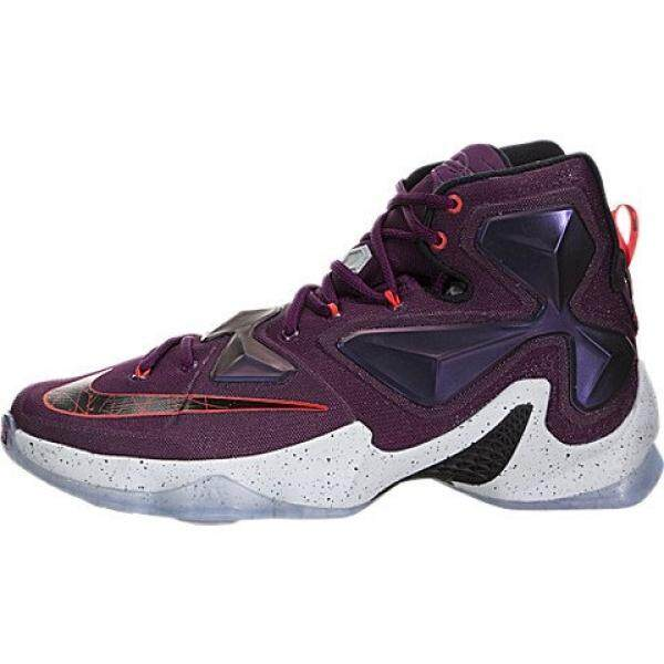 new concept 43cb7 4210f ... inexpensive usa shippednike mens lebron xiii mulberry blk pr pltnm vvd  prpl basketball shoe 35067 d18b8