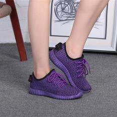 Victory New Women Movement Running Shoes Old Beijing Cloth Shoes Coconut For Womens Shoes (purple) By Dream Shopping Mall.