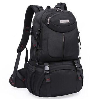 8c0b698937 Waterproof 50L Large Capacity Backpack for Teenagers Travel Hike Camp Climb  Laptop Backpack 17 inch Rucksack