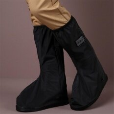 Waterproof Rainstorm Rainy Day Rain Suit Raingear Motorcycle Outdoor Protective Gear Rain Boot Shoe Cover Zipper Euro 35-45 By Heisenberg.