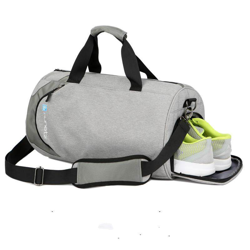 Waterproof Shoulder Sport Gym Bag For Shoes Storage Women Fitness Yoga Training Bags By Adrian Store.