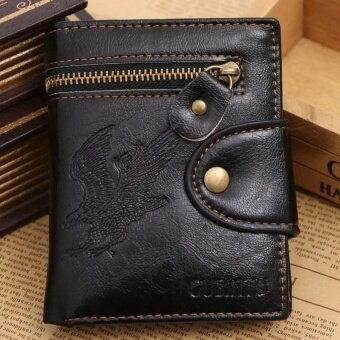 With Coin Bag Zipper New New Best Men Wallets Famous Brand Mens Wallet Hasp Male Wallets