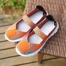6307c5bdf Women Sandals 2017 Summer New Candy Color Women Shoes Peep Toe Stappy Beach  Valentine Rainbow Croc