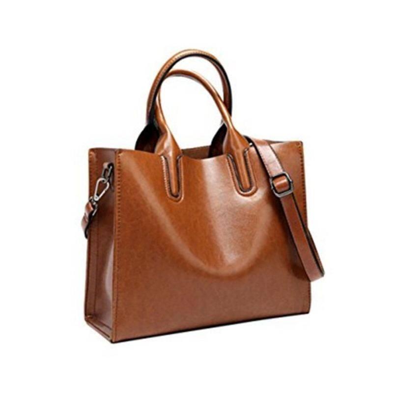 32eac20626 Women Tote bag shoulder bag handbag business bag diagonal bags genuine  leather ladies large capacity bag