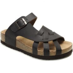 b6815f3f7059 Women s Authentic Birkenstock Pisa Birko-Flor Sandals Size 35-41 (Black)