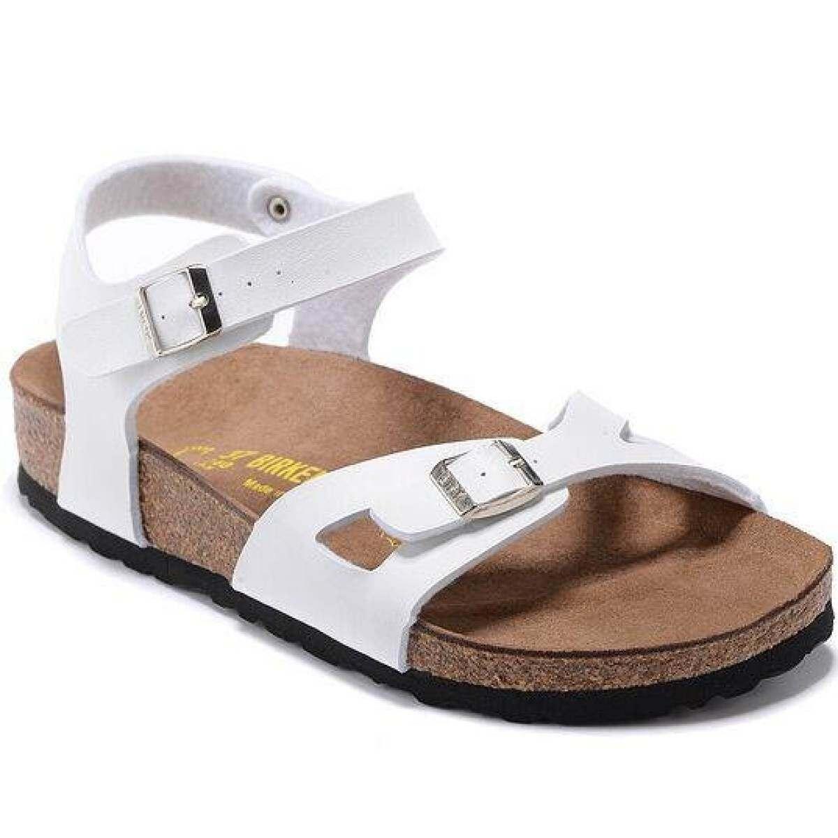 Birkenstock Ramses White Birko Flor Sandal Pria Putih Daftar Harga Whitelust Targaryen Casual Hitam 42 Womens Rio Flat Sandals Size 35 41