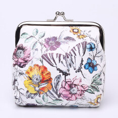 Womens Fashion Mini Owl Wallet Card Holder Case Coin Purse Clutch Handbag Bag Butterfly By Autoleader.