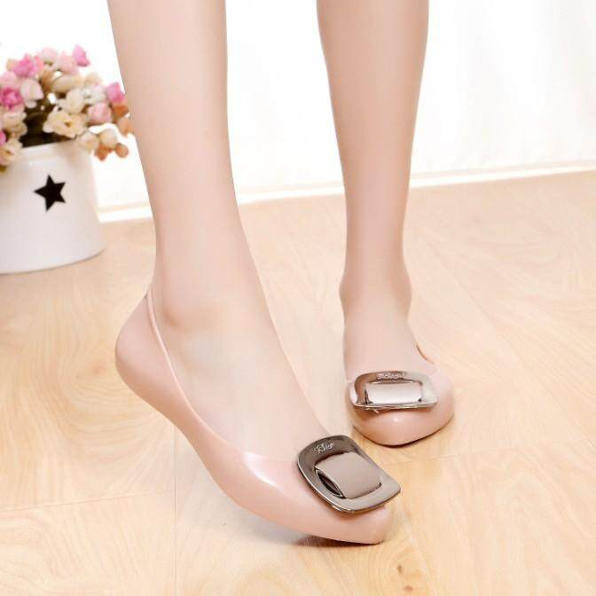 Ballet Shoes Ladies Girl Satin Dance Shoes Canvas Hard Soles Nail Source · Women s Summer Rubber Flats Slippers Jelly Lady s Point Toe Ballerina OL Casual ...