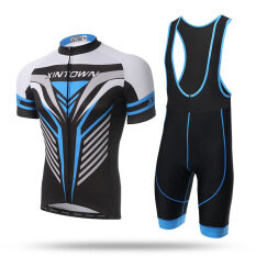 Xintown Cycling Jersey Short Sleeve Set Summer Short Sleeve Strap Set Mens Diamond By Yellow People International Trade.