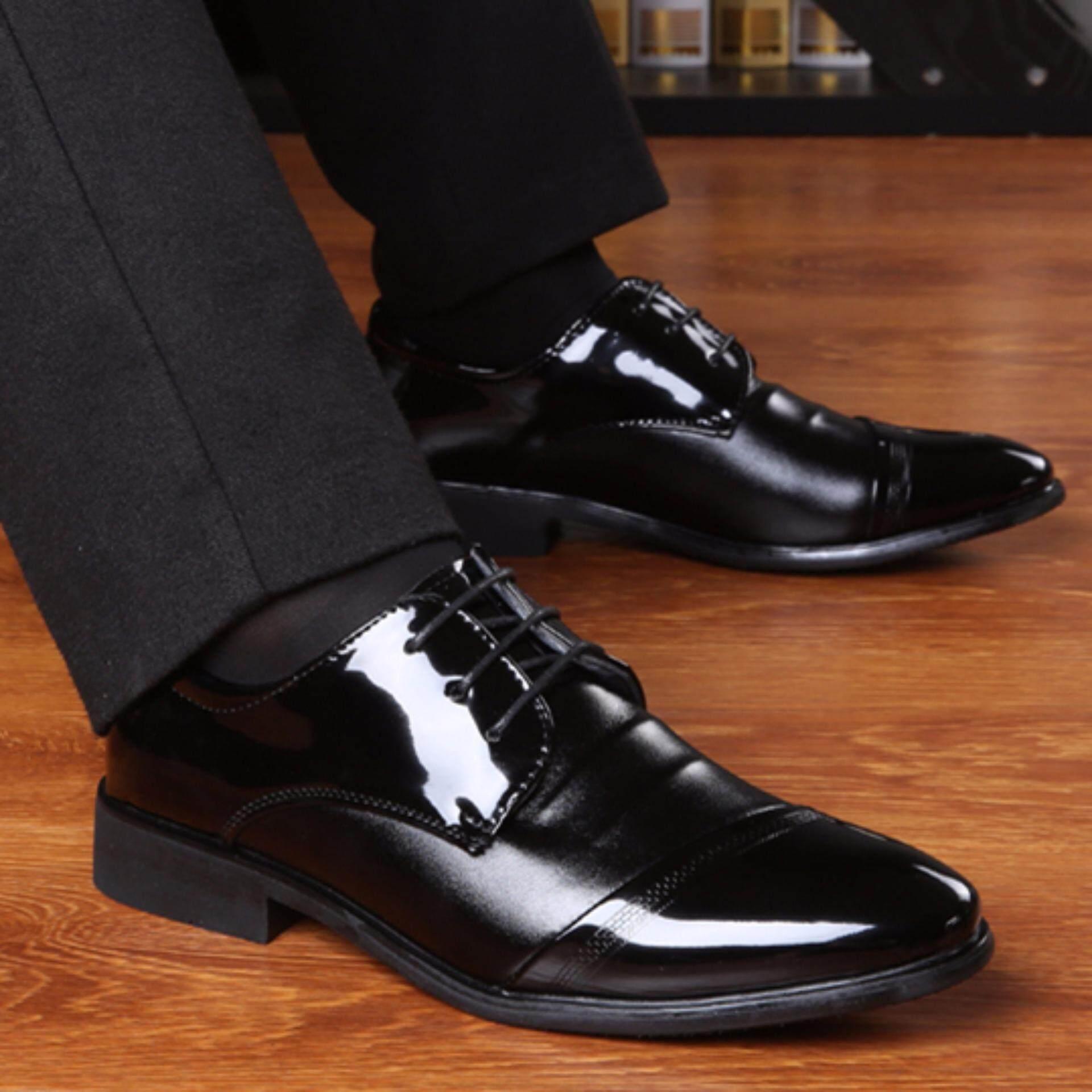 Buy YEALON Formal Shoes Online   lazada