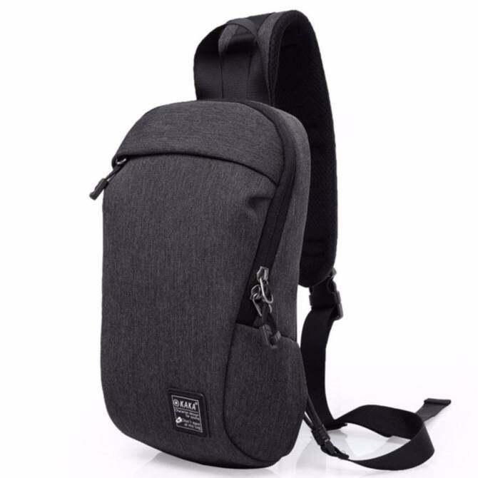 7ec348a17f Man bag YSLMY Men Fashion Anti-Theft Design Sling Bag Simple Style Oxford  Casualdaypack Crossbody