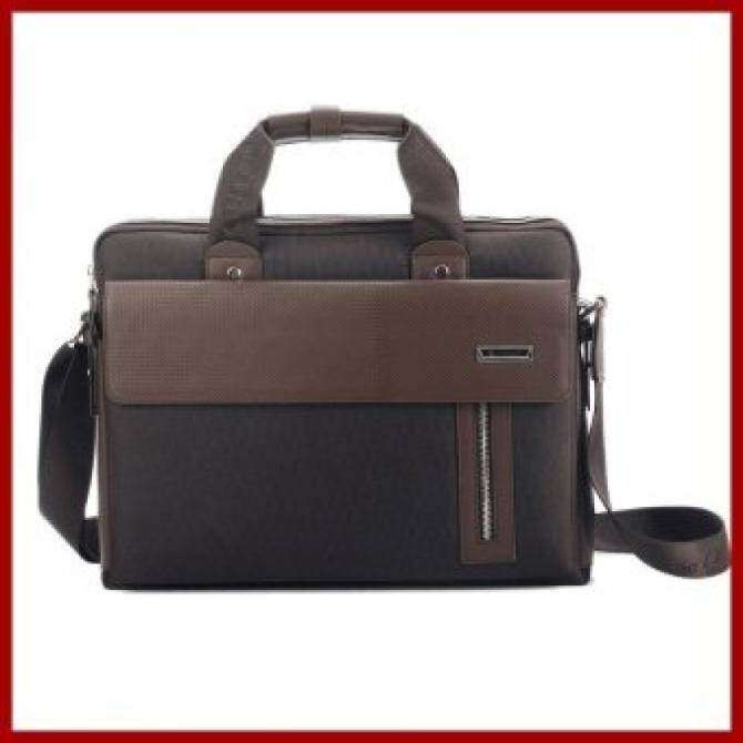 Tas Kulit. Source · YSLMY Tidog Crazy Horse Leather Briefcase New Business .
