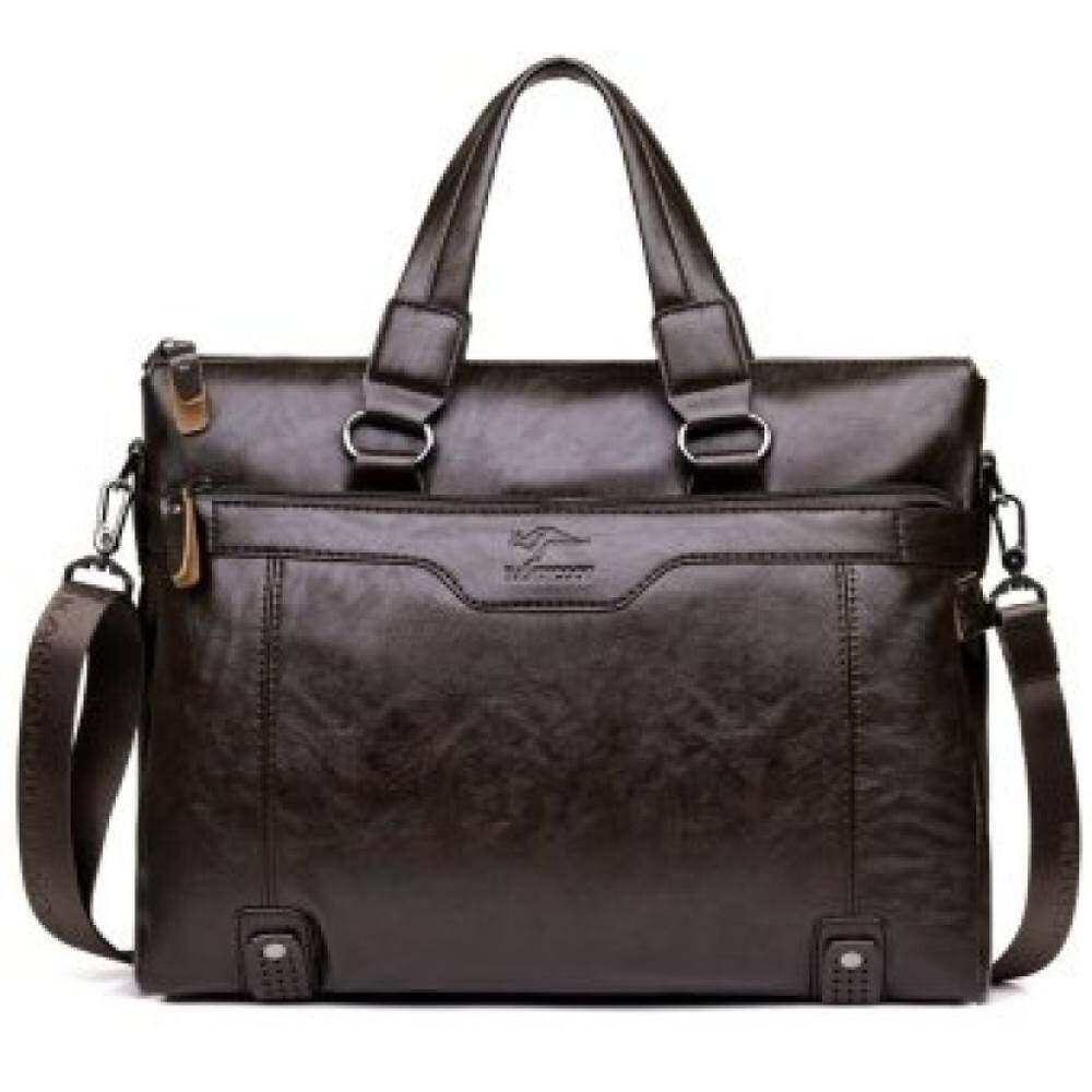 074215c167 YSLMY Men Messenger Bags Genuine Leather Men Bag Casual ShoulderCrossbody  Bags business Small Leather Handbag Zipper