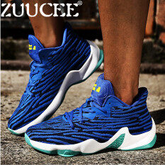 ZUUCEE Men Fashion Basketball Shoes Breathable Sports Running Shoes【Free Shipping】