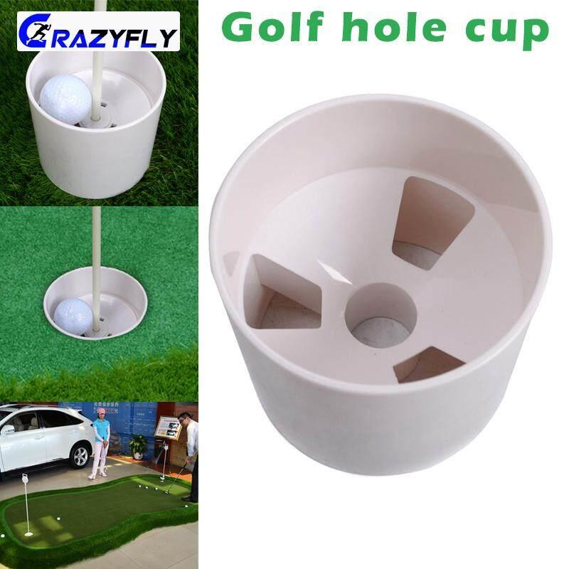 Crazyfly Plastik Praktek Golf Piala Menempatkan Cangkir Hijau Golf Lubang Hijau Cangkir By Crazyfly.