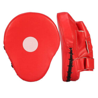 Arc Hand Target Fighting Sanda with Five Finger Target Muay Thai Boxing Target Boxing Foot Target Boxing Gloves thumbnail