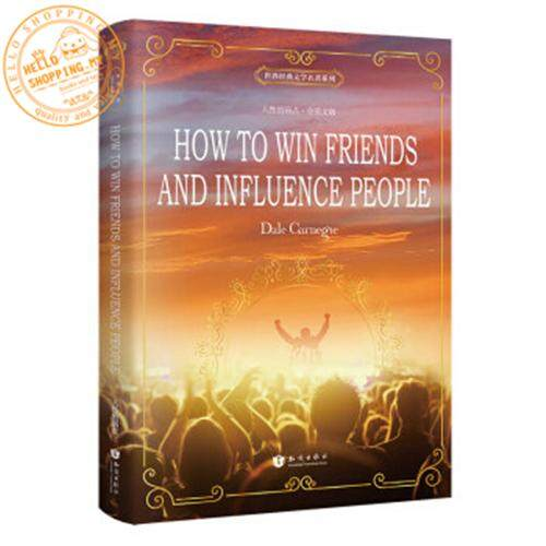 How To Win Friends and Influence People By Carnegie Dale Real book