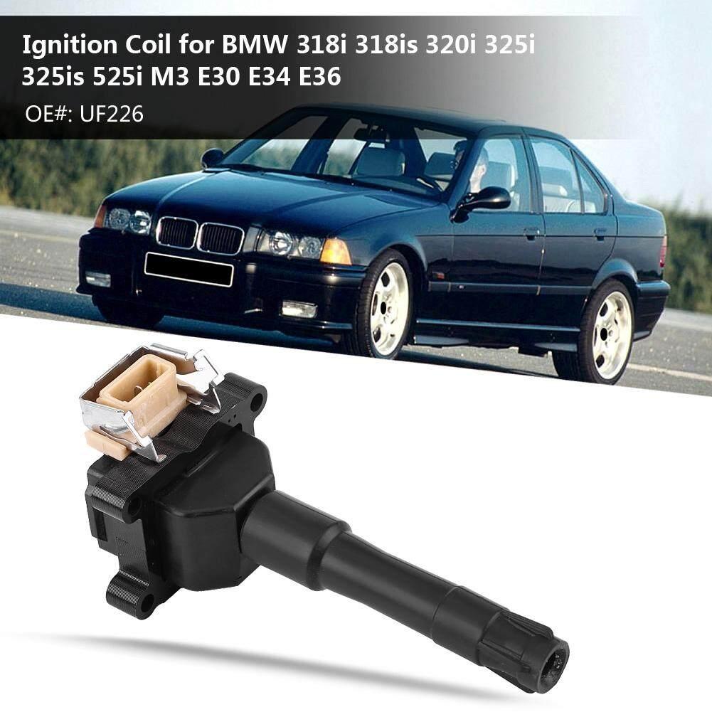 For 1997 BMW 528i L6 2.8L Ignition Coil GSXF