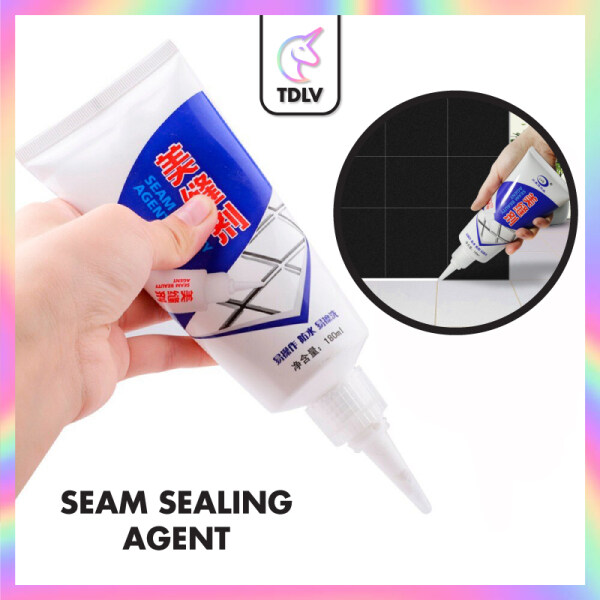 TDLV Beauty Seam Joint Sealant Agent Grouting Aide Repair Mosaic Line Tile Fill Wall Floor Porcelain Ceramic Waterproof Moldproof Caulk Gap Filler