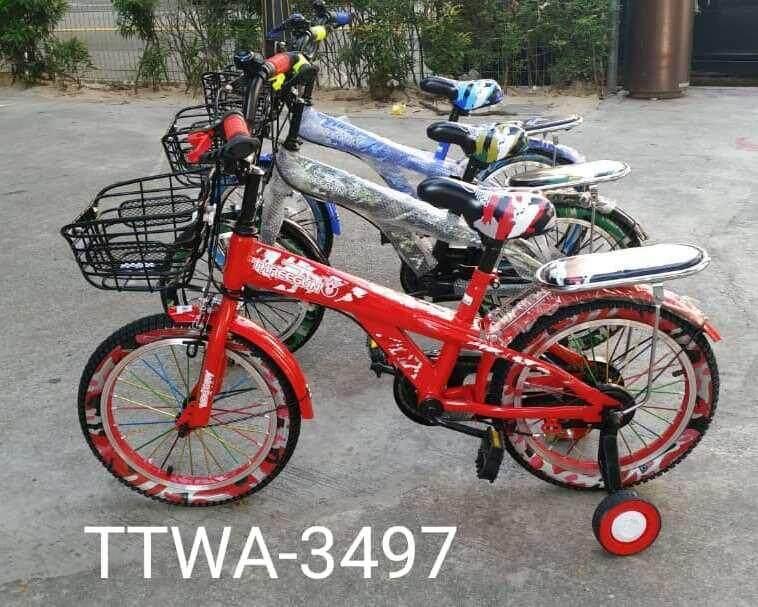 WA-3497 16 Inch Kids Bicycle