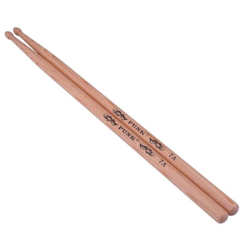 Best Sellers Pecan Wood Drum Sticks Anti-slip Electronic Drum Drumsticks Musical Sticks