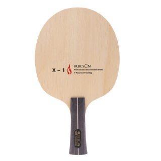 Table Tennis Ping Pong Racket Blade Long Handle Grip 5 Layers Medium Speed Bat thumbnail