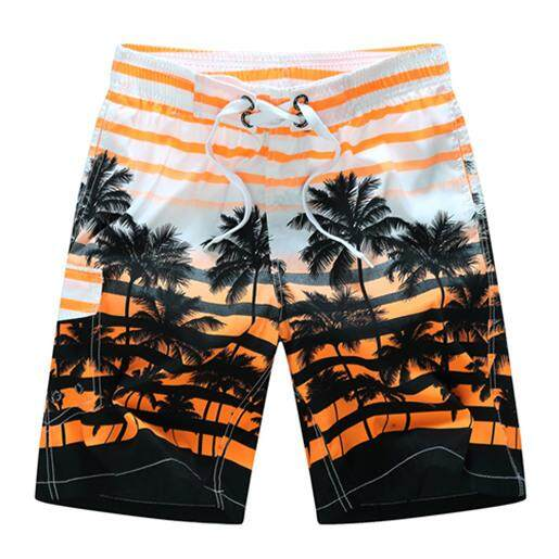 5b4a59891f3 M-6XL Plus Size Swimwear Men Swim Shorts For Swimming Trunks 2018 Swimsuit  Man Beach