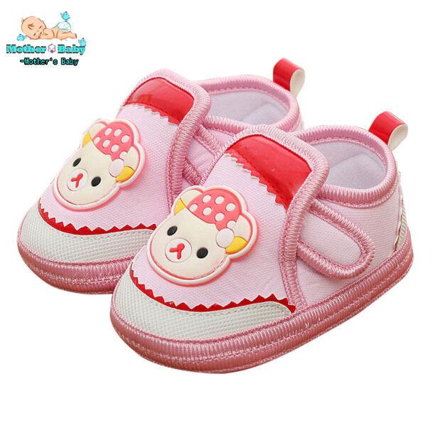 Giày Em Bé, Trẻ Sơ Sinh Toddler Cô Gái Chàng Trai Phim Hoạt Hình Sneakers Trước Khung Tập Đi Giày giá rẻ