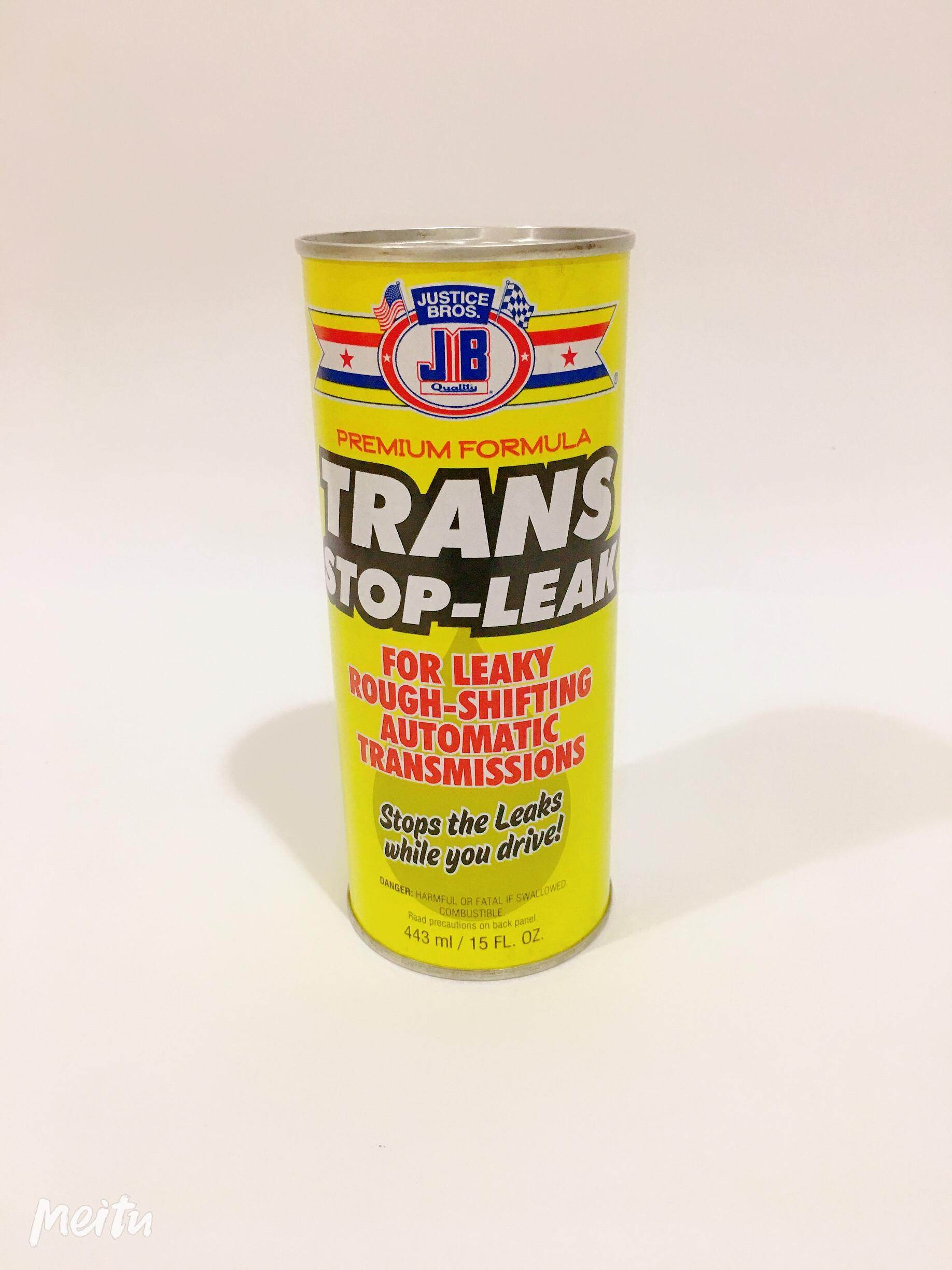 Justice Brothers Trans Stop-Leak Oil - 443ml By Century World 168.