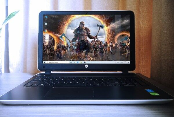 i5 HP Nvidia Gaming Multimedia Laptop Malaysia