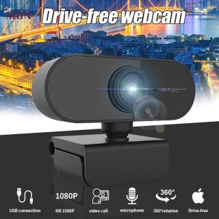 MON Webcam Camera Đa Phương Tiện Di Động Camera Web Máy Tính Xách Tay Cắm USB Để Ghi Âm Cuộc Gọi Hội Nghị [Chất Lượng Cao] thumbnail