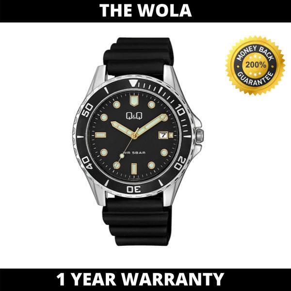 (100% Original Q&Q) Q&Q Men Casual Watch A172J362Y (watch for man / jam tangan lelaki / Q&Q watch for men / Q&Q watch / men watch / watch for men) Malaysia