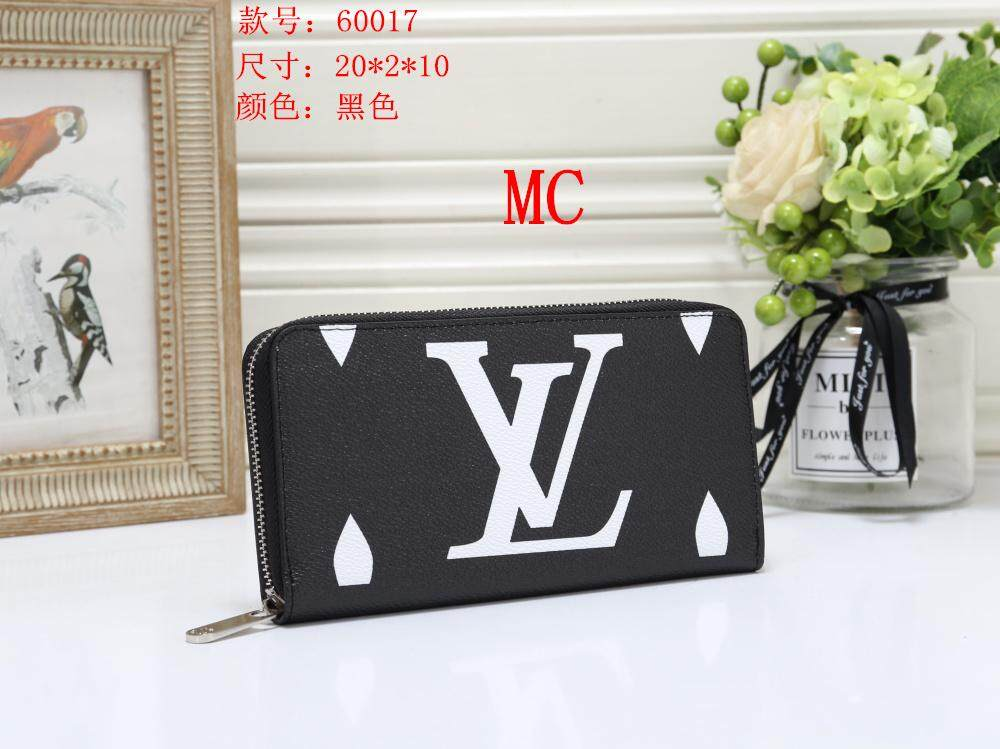 L classic old flower models female growth clip zipper three-layer wallet wallet clutch bag multi-card wallet bag