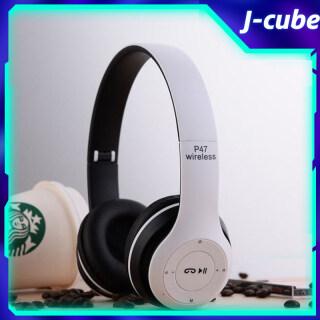 J-cube Tai Nghe Bluetooth Không Dây Gắn Trên Đầu Máy Tính Di Động Trò Chơi Tai Nghe Bluetooth Thể Thao thumbnail
