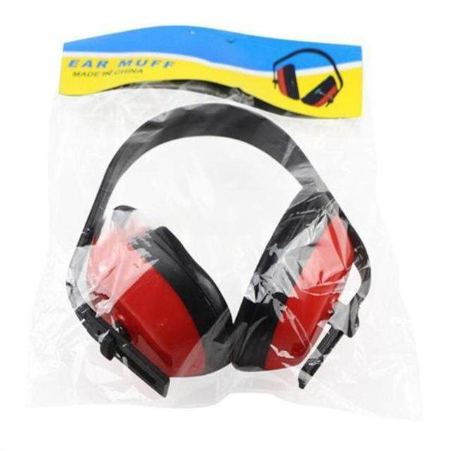 Anti-Noise Head Earmuffs Adjustable Ear Protector For Kids/Adults Study Sleeping Work Shooting Hearing Protective Mute Headphone