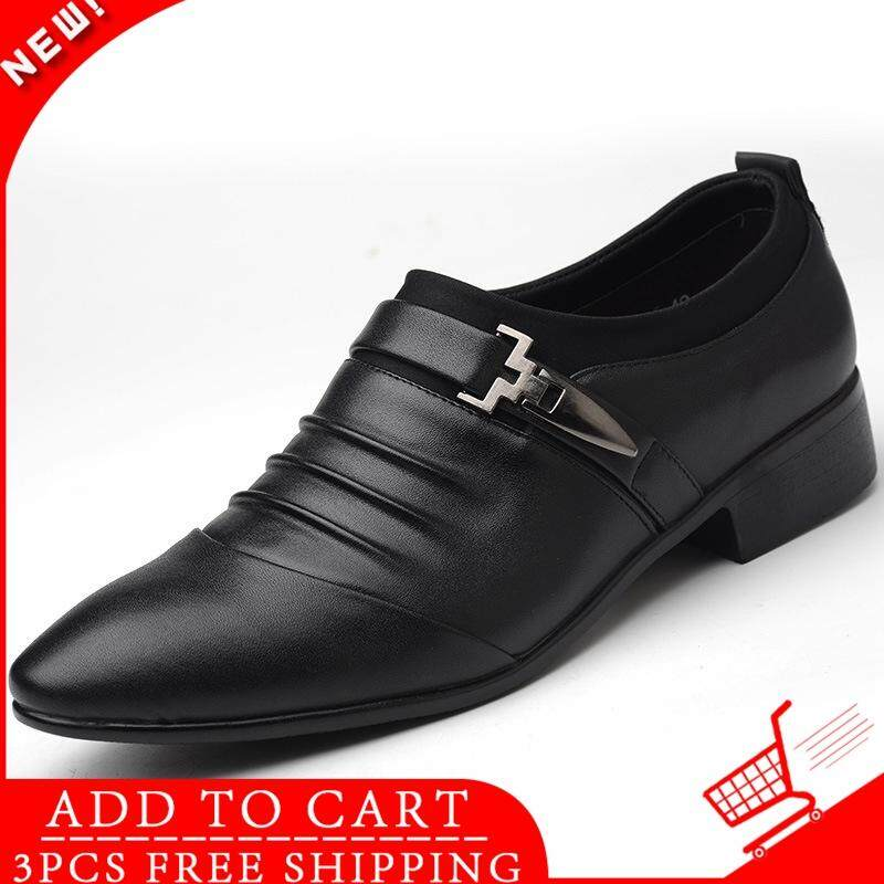 b44614585e Buy Men Dress Shoes   Formal   Casual   Lazada.sg