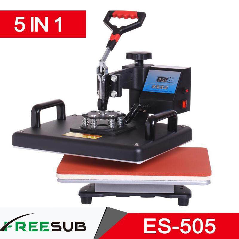 "15/""x 15/"" Clamshell Heat Press Machine 38 cm*38 cm Digital Controller Sublimation"