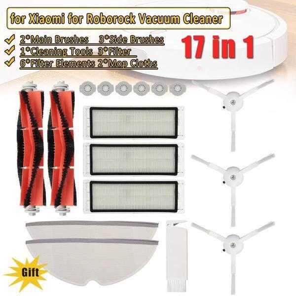 17X Main Brush Replace Spare Parts For Xiaomi Mi Roborock S50 S51 Vacuum Cleaner Singapore