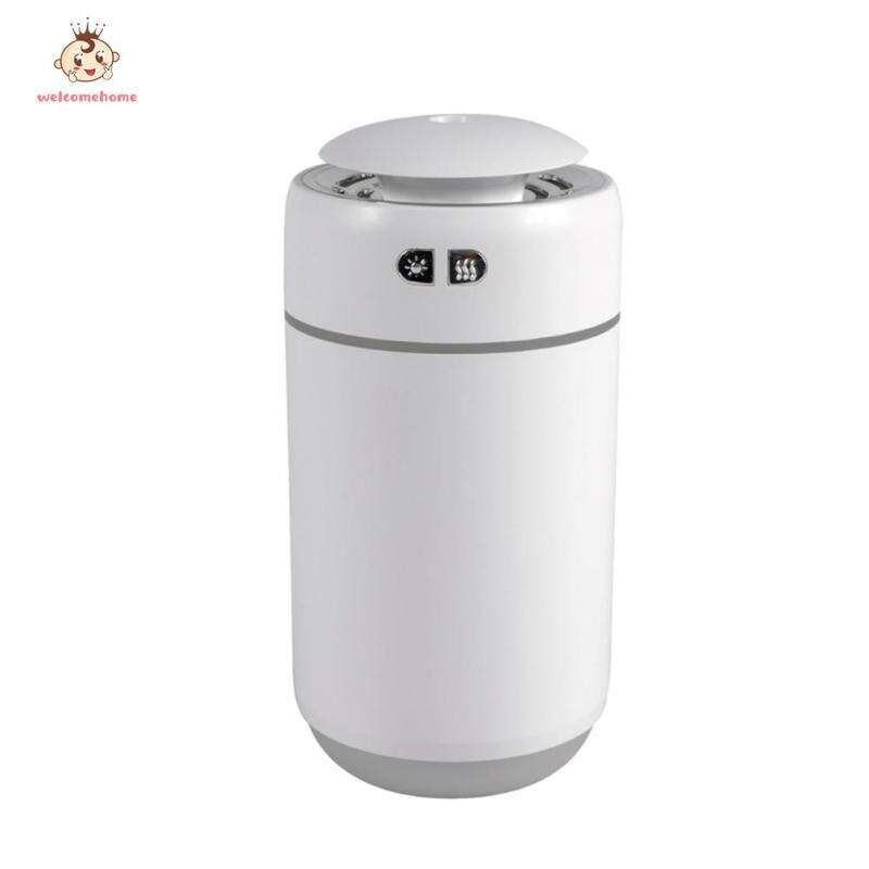 Desktop Air Humidifier Heavy Fog Oil Diffuser Aromatherapy Diffuser Mist Maker with Colorful Light Singapore